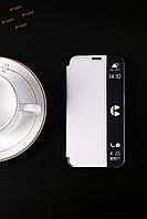 Умный вид Flip кожаный чехол крышка yikadeng боковое стекло PU для Samsung Galaxy S6
