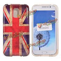 United Kingdom TPU защитный чехол для Samsung Galaxy S5 мини