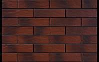 Плитка (клинкер) CERRAD elewacyjne burgund cieniowany rustykalny   6,5 x 24,5