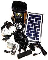 Портативная универсальная солнечная система gdlite gd-8131(коногонка) ms
