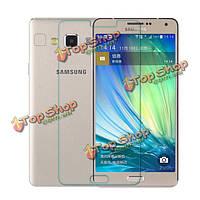Защитная пленка для Samsung Galaxy а7 A700 синяя