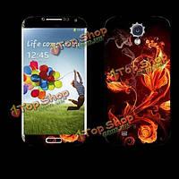 Защитная пленка  мобильного телефона для Samsung Galaxy S4 i9500 от царапин и пыли