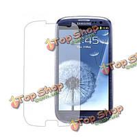 Матовый экран защита для Samsung Galaxy S3/i9300 (розовый)