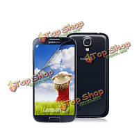 Зеркало экрана защита пленка для Samsung для S4 i9500-темно-синий