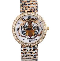 Часы леопардовые женские, фото 1