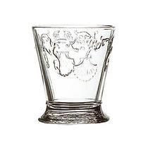 Стакан для воды Versailles, Н 10 см, 0,1 л La Rochere 629301