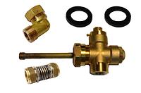 Система подключения для 3 гелиоколлекторов