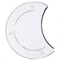 Приставная тарелка в форме луны Abeille, диам. 25 см La Rochere 613901