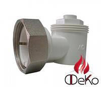 Угловой адаптер для термостата Oventrop