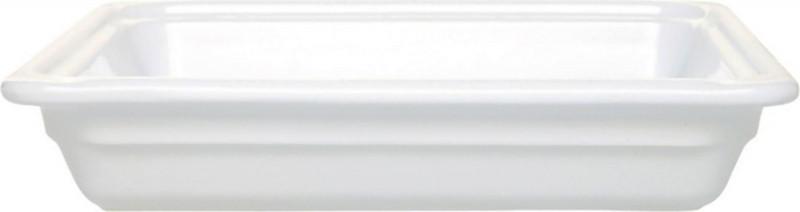 Форма-гастроємність 2/3 6,5 см Emile Henry BLANC 053423