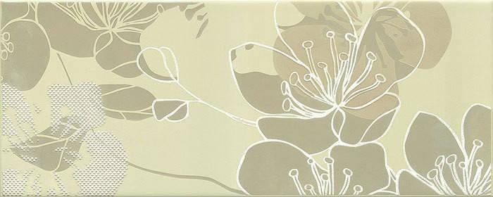 Декор Ceramika Konskie Aura Olive A Inserto 20X50, фото 2