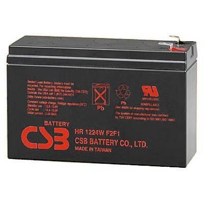 Батарея к ИБП 12В 6.5Ач CSB (HR1224W), фото 2