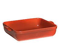 Форма для запікання прямокутна 35x25,5см Emile Henry BRIQUE 329642