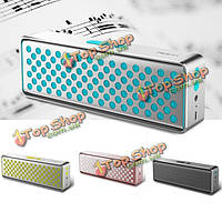 ROCK глубокий бас руки-бесплатный беспроводной Bluetooth  4.0 динамик с микрофоном и NFC