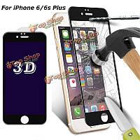 0.33мм 3D кривая Edge защита 9h экран против голубой свет закаленного стекла для iPhone 6/6s Plus 5.5