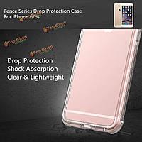 ROCK забор Series ясности TPU защита падение 4.7-дюймов корпус с отделяемой планкой шеи для iPhone6 ??6s