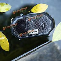 NEW портативный карманный пчелы IP65 водонепроницаемый ударопрочный беспроводной Bluetooth  4.0 динамик с микрофоном для iPhone Samsung
