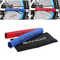 Велоспорт велосипед велосипед MTB цепь транспортного средства ухода вилка протектор охранник обложка