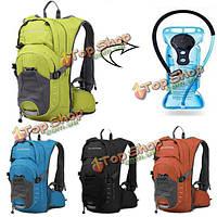 15L кемпинг походы рюкзак рюкзак MTB мешок плеча гидратация для воды мешок переноски