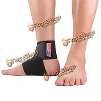 Shuoxin многофункциональный фитнес-бандаж коленной чашечки манжеты лодыжки гвардии
