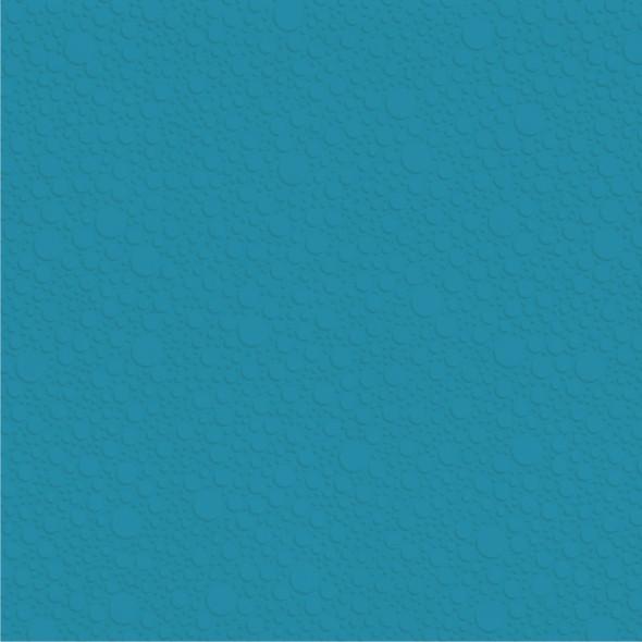 Плитка напольная Keramin Вэйв 4П Бирюзовый (400Х400)
