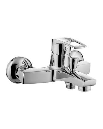 Смеситель для ванны, хром, 35 мм IMPRESE LIDICE (10095), фото 2
