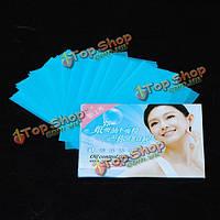 10X макияж нефти управления абсорбции тканей лица салфетки для лица