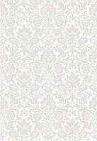 Плитка облицовочная Керамин Органза 7С белый жемчуг (275х400)