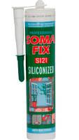 SOMA FIX Акриловый герметик (мастика), силиконовый, 310 мл (61909002)