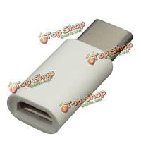 USB 3.1 Type-C Male микро USB 2.0 адаптер женщин данных для планшет сотовый телефон