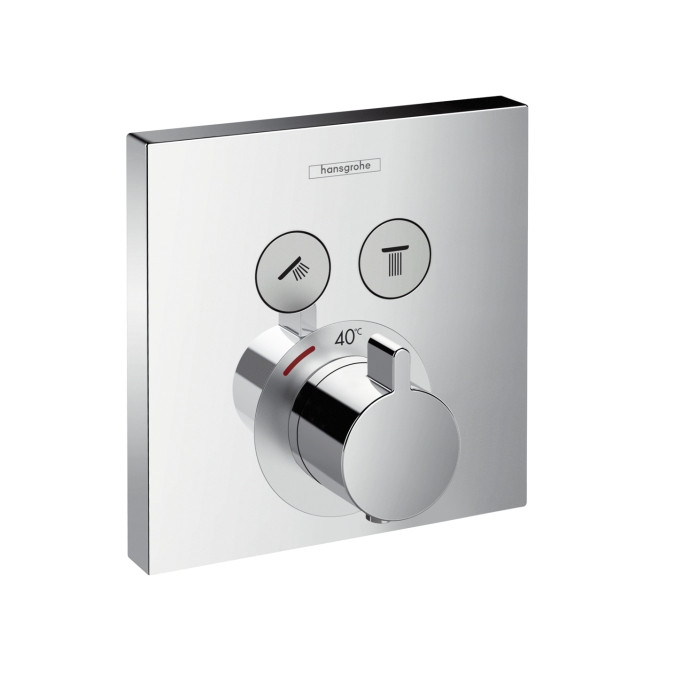 Термостат для душа HANSGROHE Shower Select (15763000)