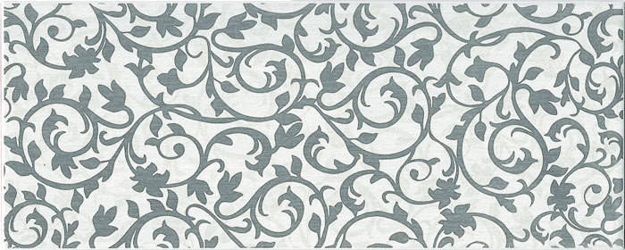 Декор Ceramika Konskie Oxford 3 White Inserto 20X50, фото 2