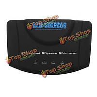 NAS USB сеть хранения данных FTP/печати/Samba/UPnP медиа-сервер DLNA BT загрузки DDNS