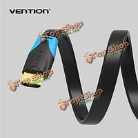 Конвенция VAA-b02-b100 позолоченный мужской 1м кабель HDMI 1.4 1080p версии & 3d для ТВЧ XBOX ps3