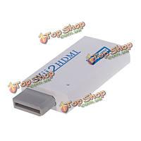 Новые Wii 2 HDMI конвертер окне консоли Wii к HDMI адаптер HD качестве