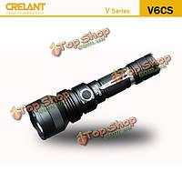 Crelant V6CS Cree хт-l2 18650 960LM на открытом воздухе кемпинга LED фонарик