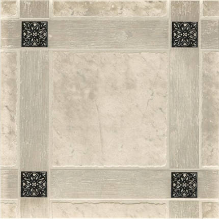 Керамогранит Keramin Грес-Рустик Шато 1 Серый (500Х500), фото 2