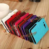 Синтетическая кожа карты держатель сережек чехол для xiaomi M2с мобильного телефона