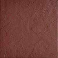 Плитка (клинкер) CERRAD elewacyjne burgund rystykalna  300х300