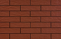 Плитка (клинкер) CERRAD elewacyjne rot rustykalny   6,5 x 24,5