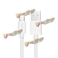 YooBao 80см 2.1a TPE Micro-USB зарядка кабель даты для мобильного телефона