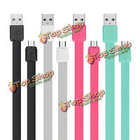 MoMax перейти ссылка плоским 2а Micro-USB кабель для зарядки FAST данных для мобильного телефона