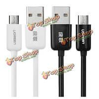 UGreen 1.5 высокоскоростной микро Дата кабель USB для мобильного телефона