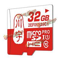 32Гб Class 10 TF карта памяти Micro-SD карты для iPhone Samsung планшетный динамик камеры Автомобильный видеорегистратор GPS