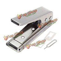 Классный дизайн переносной SIM-карты резак крышка для iPhone 4