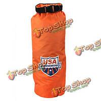 10л дрейф водонепроницаемый сухой сумка для каноэ плавающий отдых на