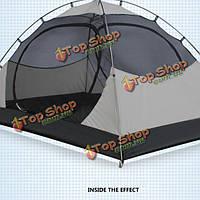 Открытый кемпинг палатка непромокаемые два человека два слоя палатки