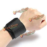 Гексоген проложенный тяжестей ремни ручной бар наручные поддержки Wrap