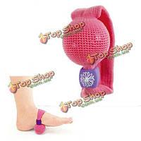 Красный цвет массаж стопы мяч довольно массажер