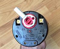 Терморегулятор механический RTD 20А / 250V с флажком с защитой (для ТЭНов) / длина 270мм         Reco, Италия
